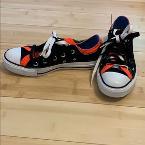 Never worn special edition Converse